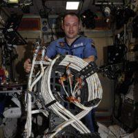Общаемся с космонавтом Алексанлром Мисуркиным на темы космонавтики