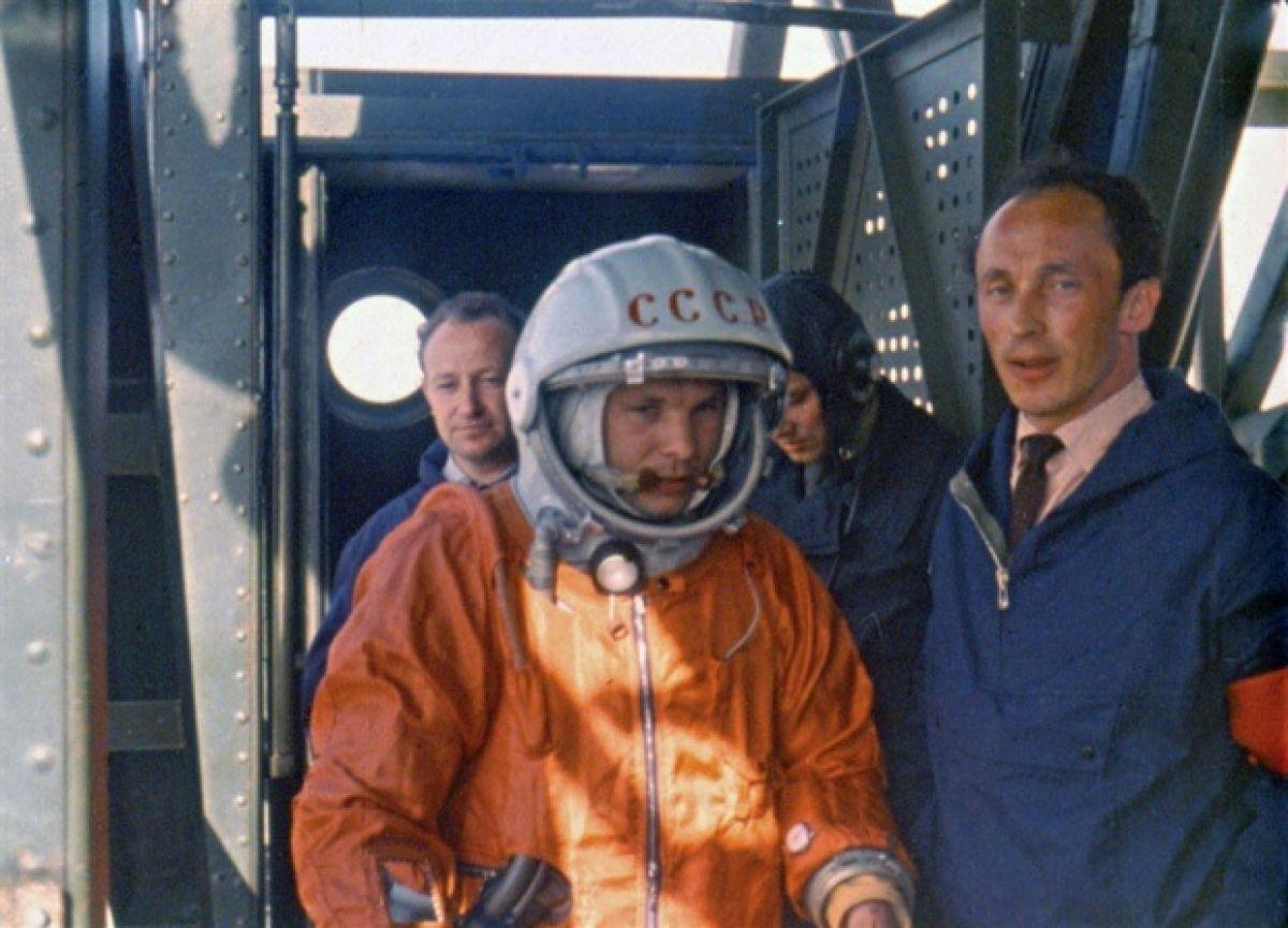 """12 малоизвестных фактов о полете Юрия Гагарина и корабля """"Восток-1"""""""