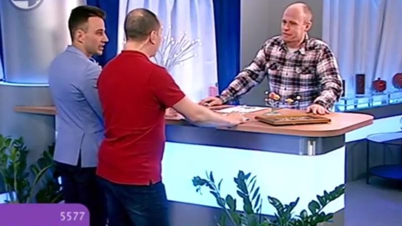 ДЕНЬ КОСМОНАВТИКИ на 4 Канале — гость эфира Алексей Королёв, уфолог