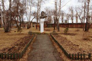 Екатеринбург космический. Монумент в честь Ю.Гагарина, школа №112