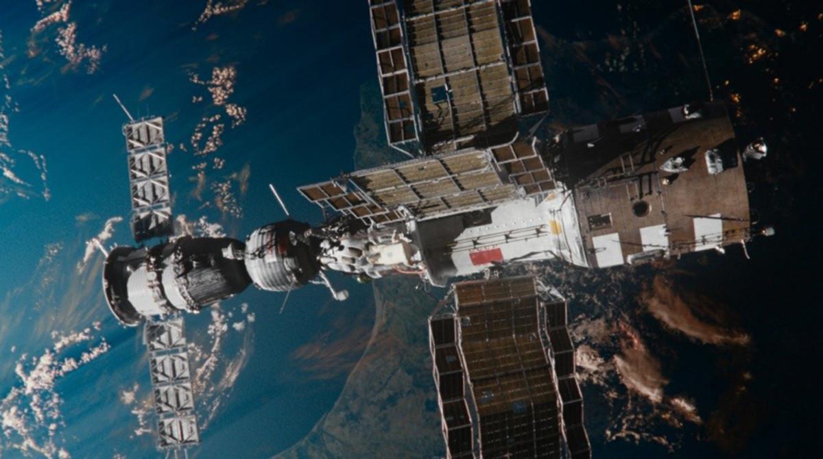 Космическая станция Салют-7