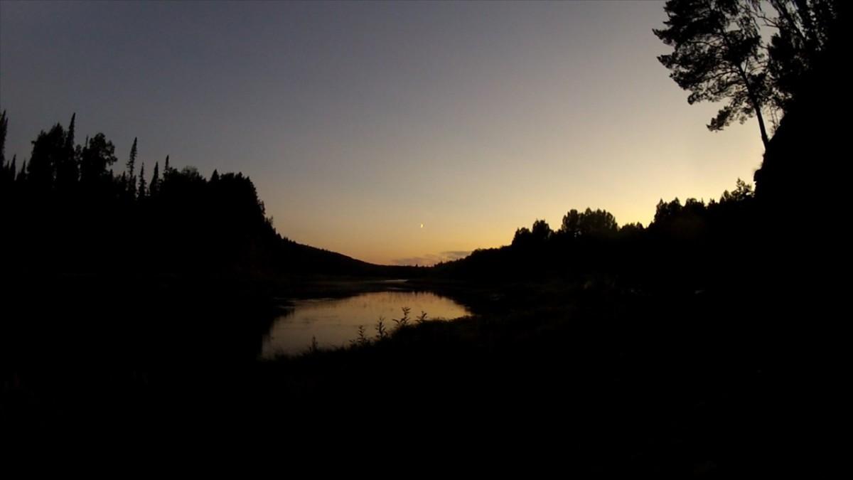 Аномальная Зона Молебка ночью. Змеиная Горка. Фото А.Королев (vk.com/welcome2molebka)