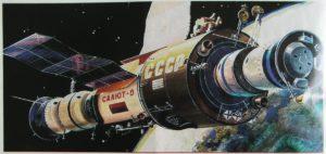 Космическая станция Салют-6