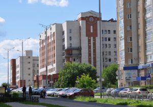 Екатеринбург, улица Циолковского