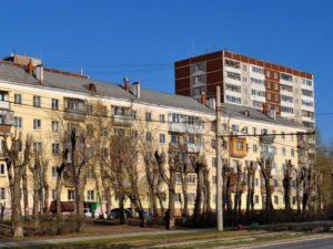 Екатеринбург космический. Улица Титова