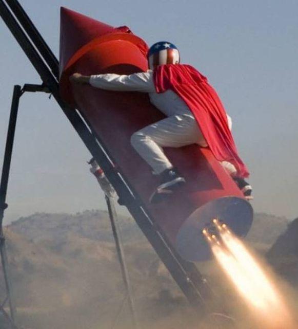 Возможно, скоро НАСА сможет отправиться в Космос только таким способом