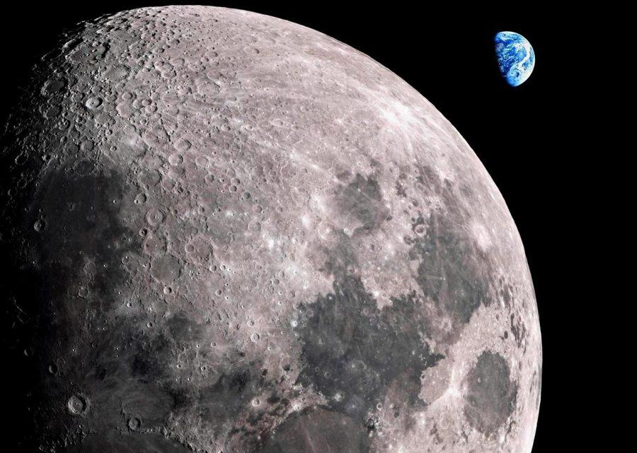 Наш спутник - Луна