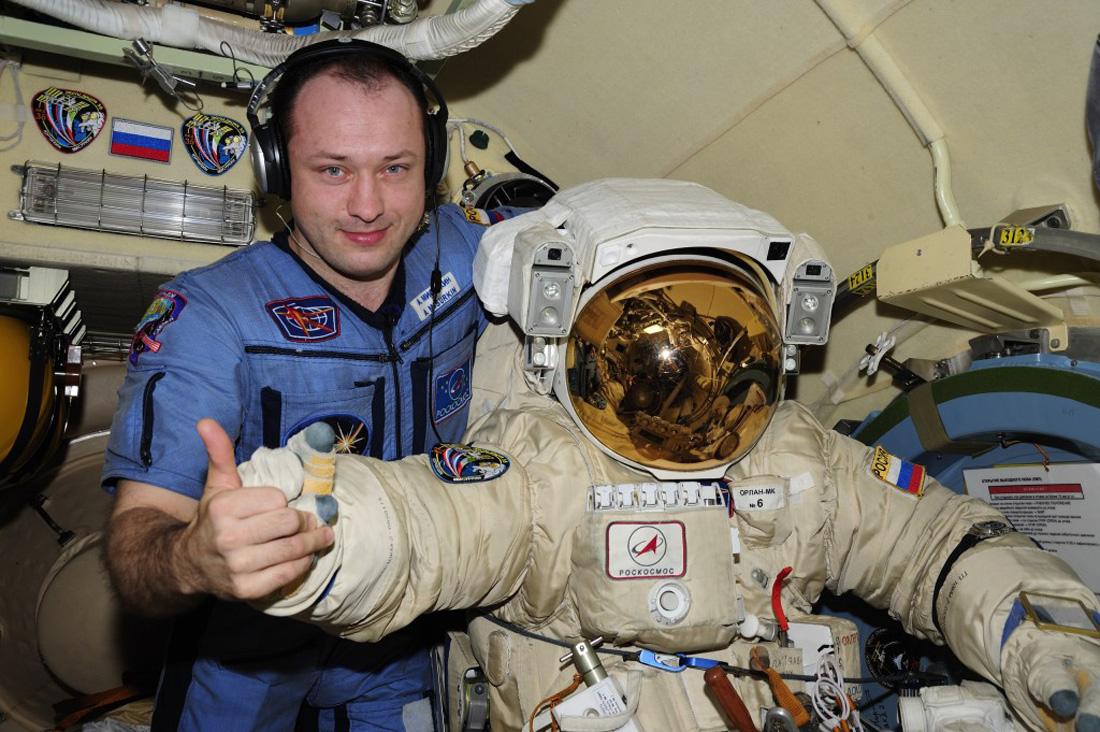 Александр Мисуркин, космонавт и Герой России