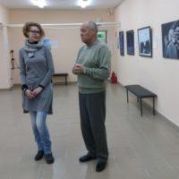 Выставка художника-космиста из Екатеринбурга Анастасии Тимофеевой