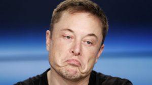 Илон Маск, глава SpaceX