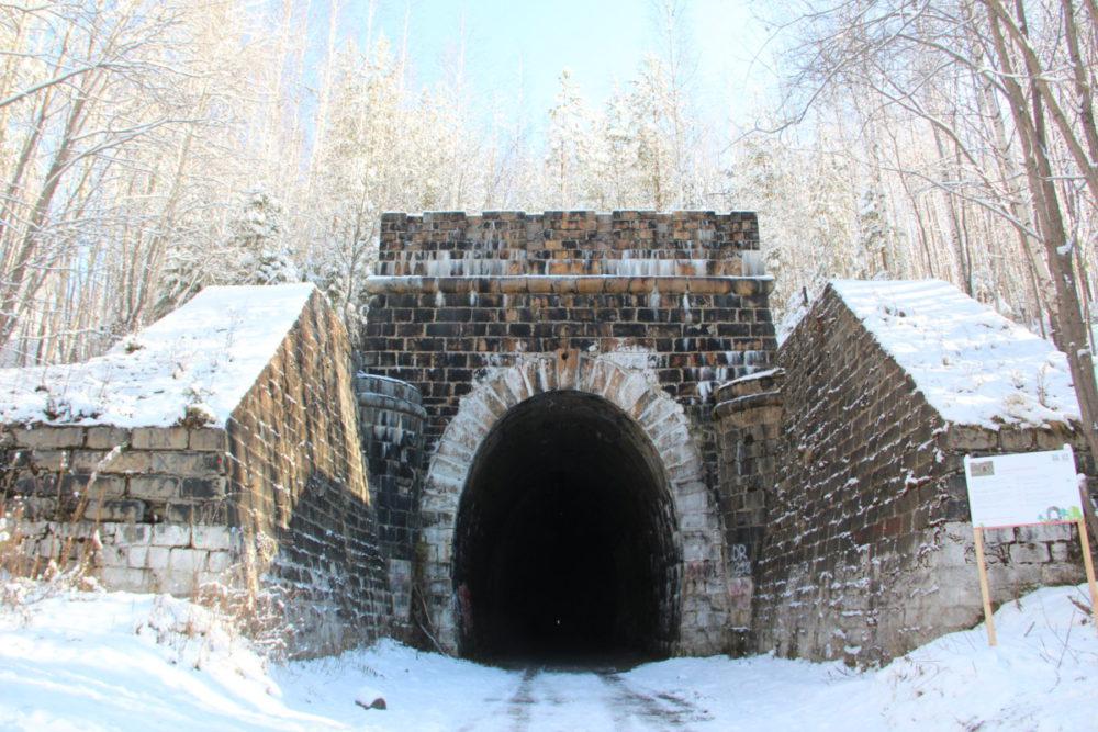 Дидинский жд тоннель