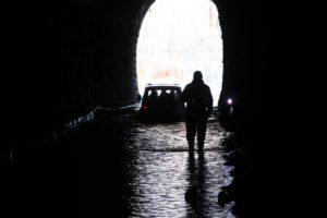 Дидинский тоннель. Как доехать