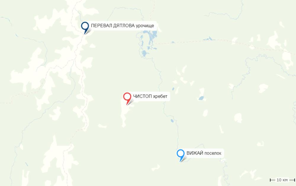 Экспедиция Перевал Дятлова-2020 1