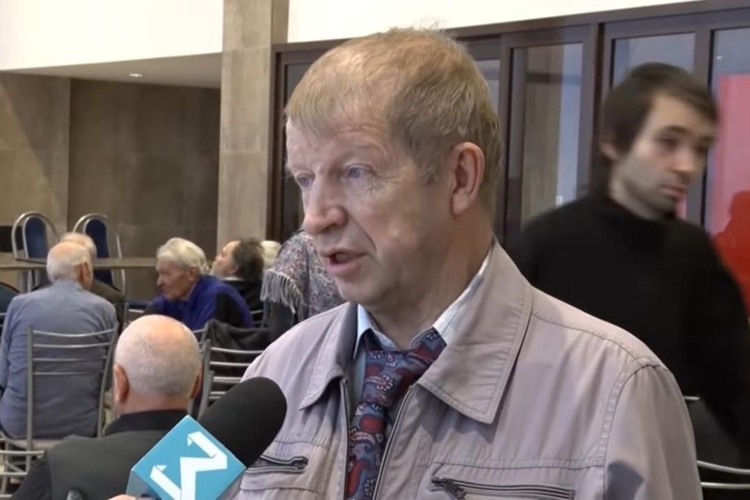 Конференция Перевал Дятлова - 2020