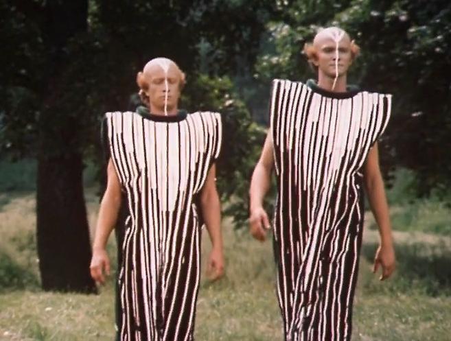 Мир Будущего и инопланетяне, в представлении советского кинематографа